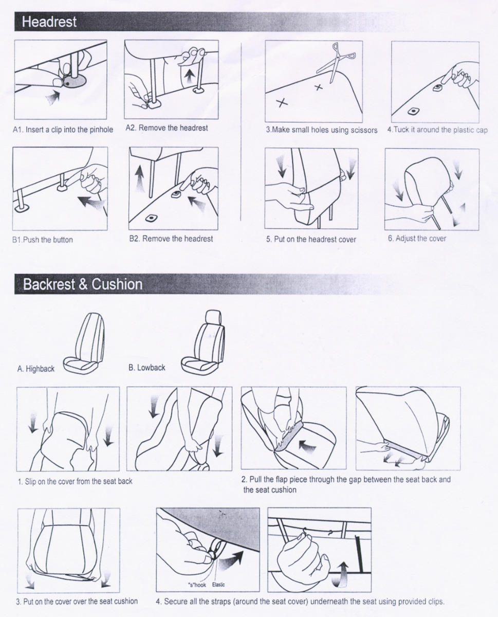 Pleasant Installation Instructions Bralicious Painted Fabric Chair Ideas Braliciousco